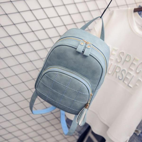 Designer-Zaino Zaino in pelle PU da donna Borsa a tracolla per donna nuova Borse di alta qualità Zaini per la scuola estivi Zaini per la moda