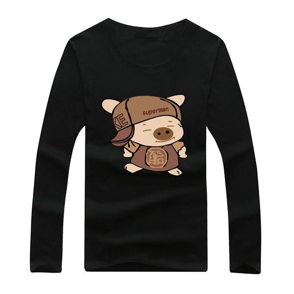 Lüks Erkek Tasarımcı T Shirt Erkek Kadın Hip Hop T Gömlek 3D Baskı Rottweiler Tasarımcı Gömlek