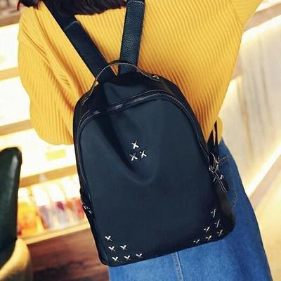 Promotional price! ladies school Bags studented Backpack high quality Designer Oxford cloth women bags luxury handbags free shipping