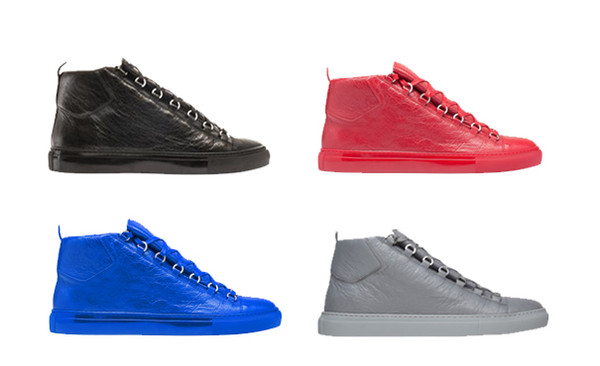 Luxe Designe chaussures Kanye West Red Bottom Flats mocassins en cuir Hommes Femmes High Top Chaussures Casual Chaussures À Lacets SZ