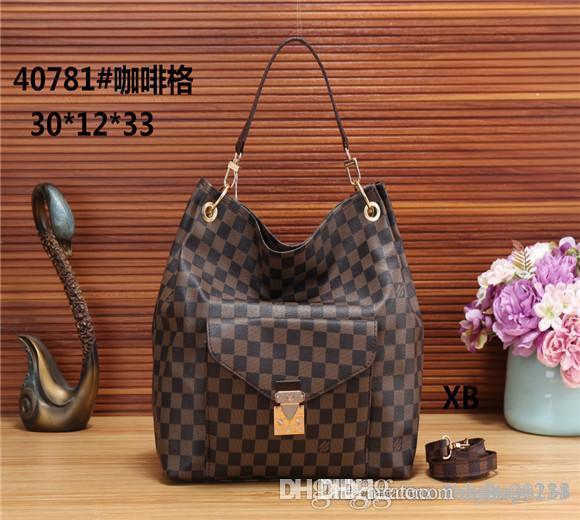 2018 YENI stiller Moda Çanta Bayan çanta çanta tasarımcısı kadın tote çanta lüks markalar çanta Tek omuz çantası A76