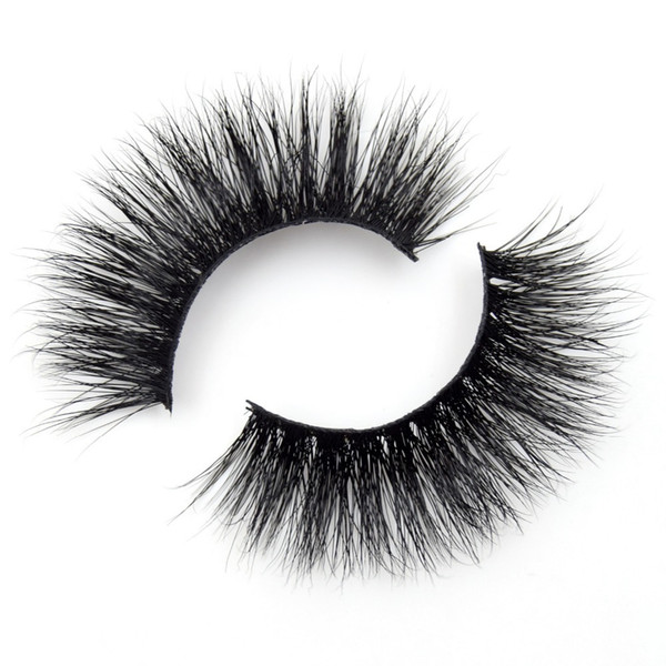 2019 Eyelashes 3d Lashes Makeup Handmade Full Strip Eyelashes Soft Eyelashes Full Volume False Eyelash E03