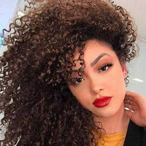 ForHer 100% Premium suave Malibob Jerry Curl 10 pulgadas (3 paquetes / paquete) Twist Hair Crochet sintético trenzado para mujeres afroamericanas