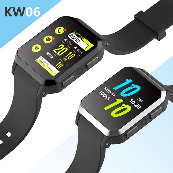 Akıllı İzle GPS BT Telefon Görüşmesi Smartwatch Telefon 30 W Kamera Adım Kalori Mesafe Kalp Hızı Monitörü Desteği Mp4 Video Oyn ...