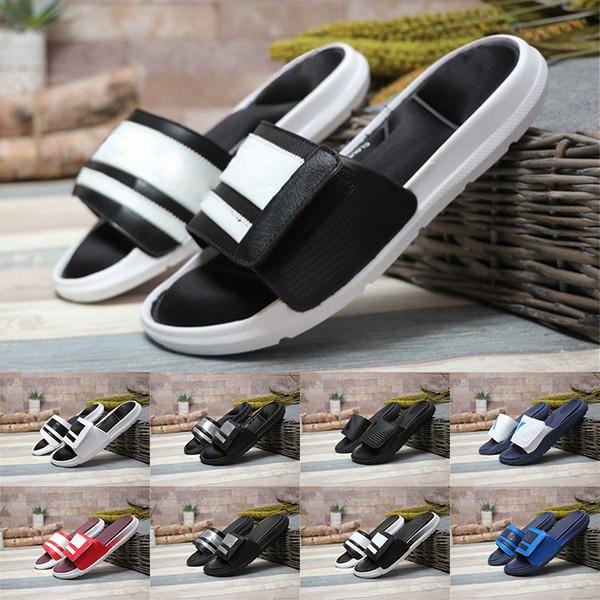 Superstar 4G Sports Scuffs Slippers Men Women Performance Athletic Sandal Designer Shoes Luxury Slide Summer Fashion Wide Flat Slippery