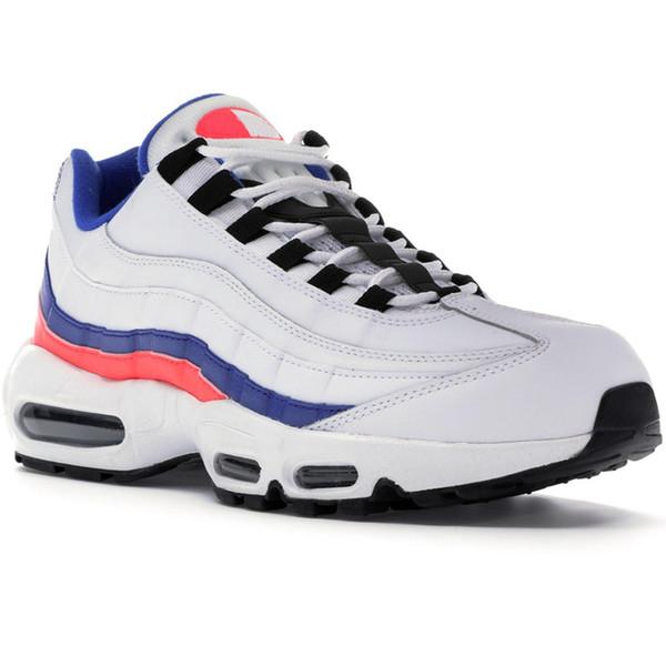 Good 95 OG Neon Men'Running Shoes For Women Sneakers Sports 97 Designer Trainer Black White Colours Hot Sales