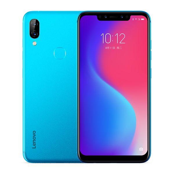 "Original Lenovo S5 Pro L58041 6GB RAM 64GB ROM 4G LTE Cell Phone Snapdragon 636 Octa Core 6.2"" 20.0MP Face ID Fingerprint Smart Mobile phone"