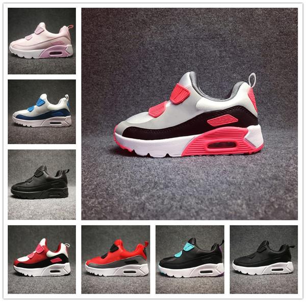 Sport II Nike Mädchen Laufschuhe Farben Airmax 90 Schuh Kinder Orthop Ydicouth Air Max Kinder Trainer Infant 90 Jungen 16 Großhandel Turnschuhe Presto N8wOPkXn0