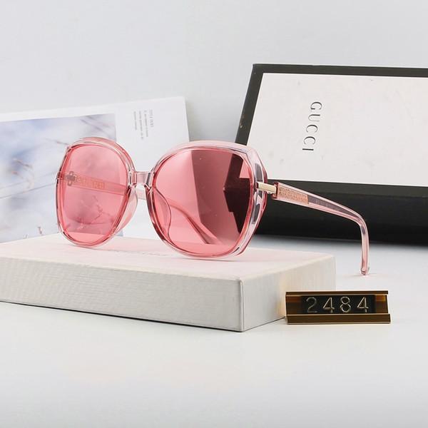 G8gucci 2020 нового женских очки Моды отношения солнечных очков людей мужской площадь на открытом воздухе ретро прохладно мужчины стекла
