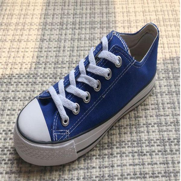16-Azul LOW-TOP