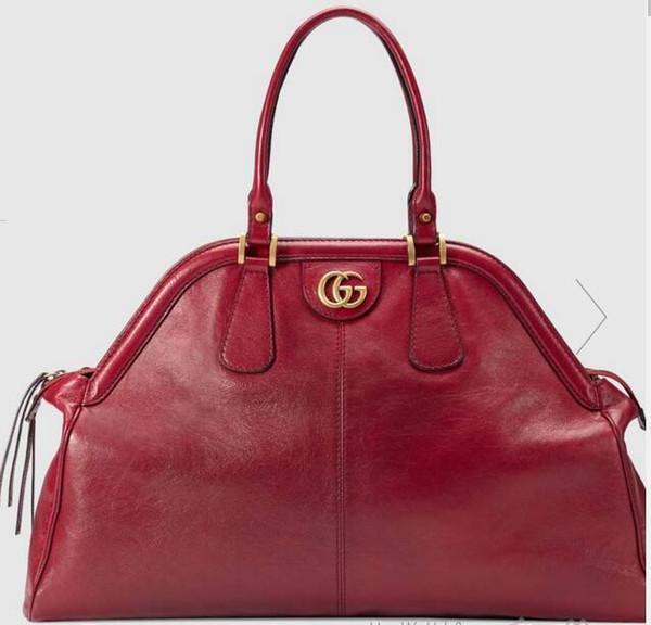 Re (belle) Grande Top Handle Bag 515937 Moda Feminina Mostra Bolsas de Ombro Totes Bolsas Top Corpo Cruz Sacos Do Mensageiro