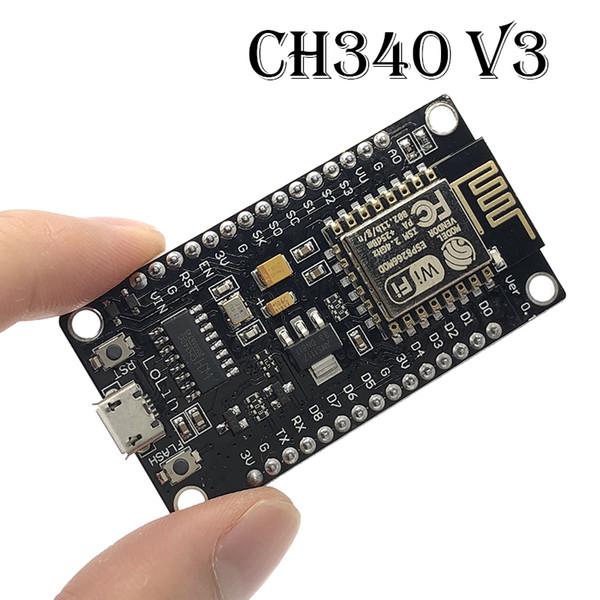 NodeMcu Lua WIFI V3 Wireless module NodeMcu 4M bytes Lua WIFI Internet of Things development board based ESP8266 for arduino