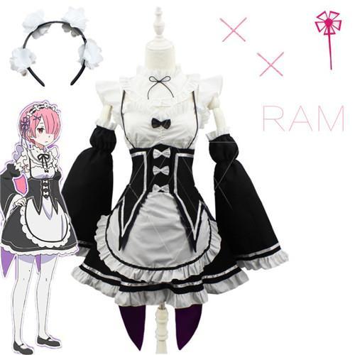 RAM Rosa Abiti-XXL