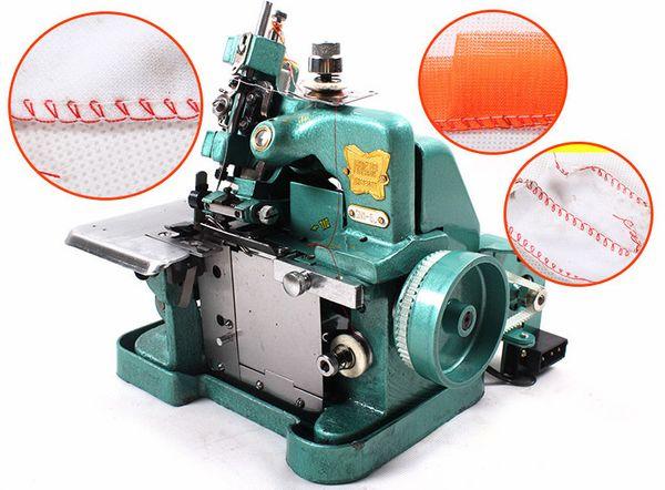 GN1-6D Overlok dikiş makinesi (ev kao kenar dikiş makinesi üç hat Üç tel kilitli dikiş (motor göndermek)