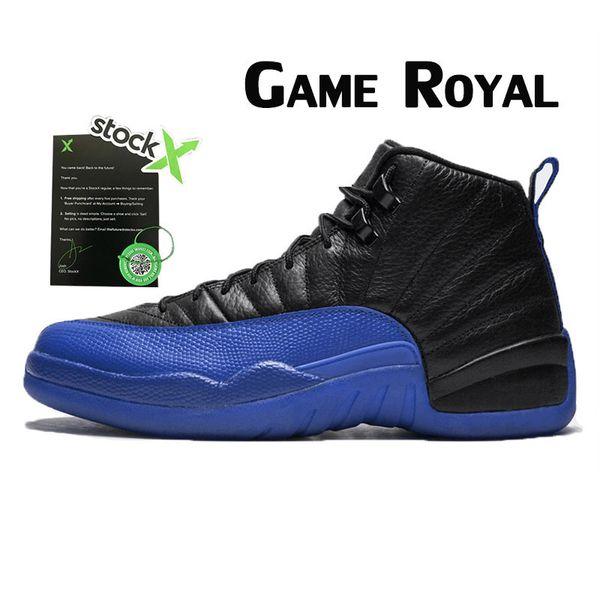 B2 Game Royal Black