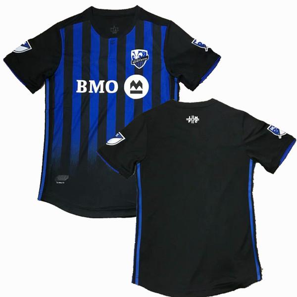 2019 2020 MLS Versão do Jogador Montreal Impact Camisola de Futebol 19 20 BERNIER PIATTI futebol em casa Major League Jogadores de futebol camisas S-2XL