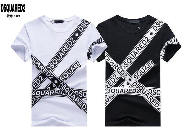 Luxurys Brands D2 Canada Designer Herren Hoodies DSQ007 ICON T-Shirt Italien Mode lässig Herbst Winter Langarm Hip-Hop Sweatshirt DS2