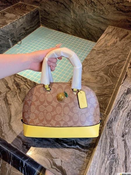 2019 Styles Sac à main célèbre designer Nom de la mode Fourre-tout d'épaule Sacs de sacs à main en cuir sac à main 07184