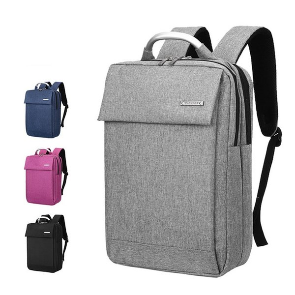 Oxford backpack computer bag Business simple 15.6-inch gift backpack men women school bag laptop sports rucksack