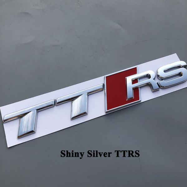 Parlak Gümüş TTRS