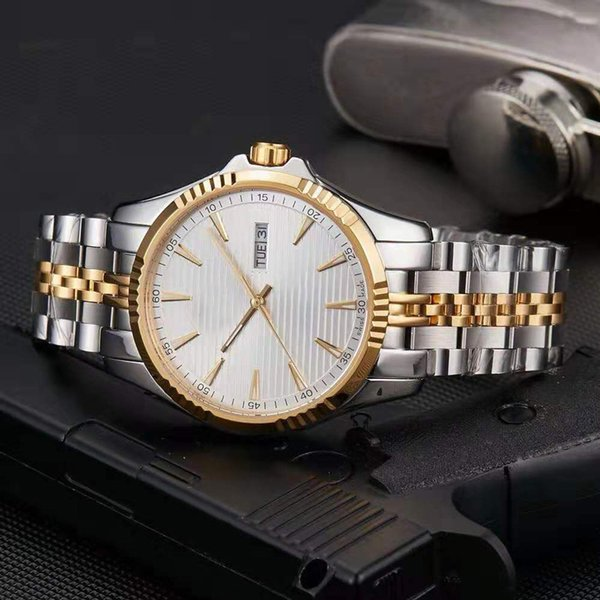 Роскошные часы Механические часы автоматические часы мужские часы диаметром 40 мм316 из нержавеющей стали водонепроницаемые часы мужские бизнес