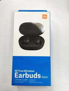Redmi Earbuds Internation Versão