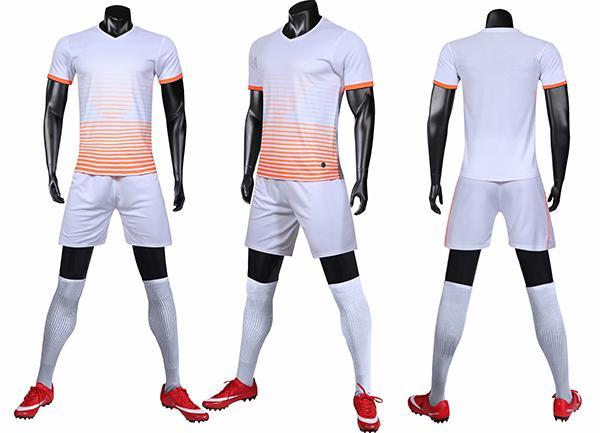 Ince yaka yaka ile erkek yaz spor takım elbise ve hızlı kuru yarım kollu T-shirt ve şort koşu takım elbise özelleştirilebilir logo baskı
