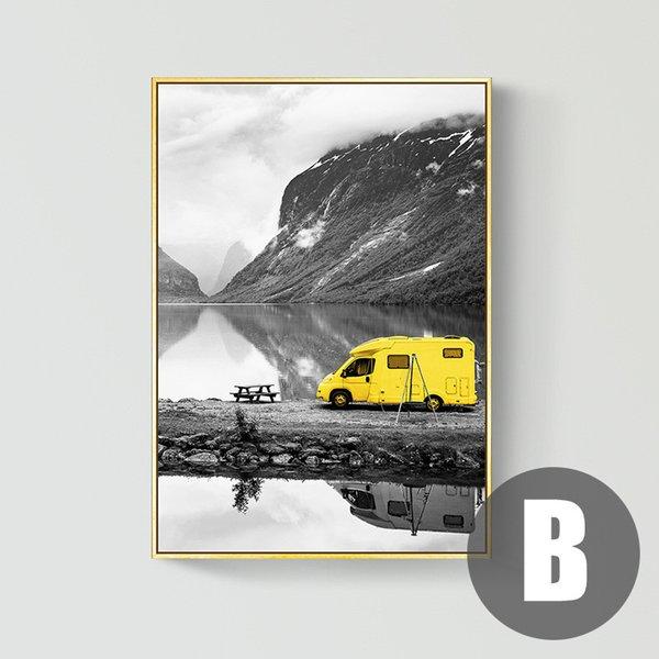 33x43cm No Frame B