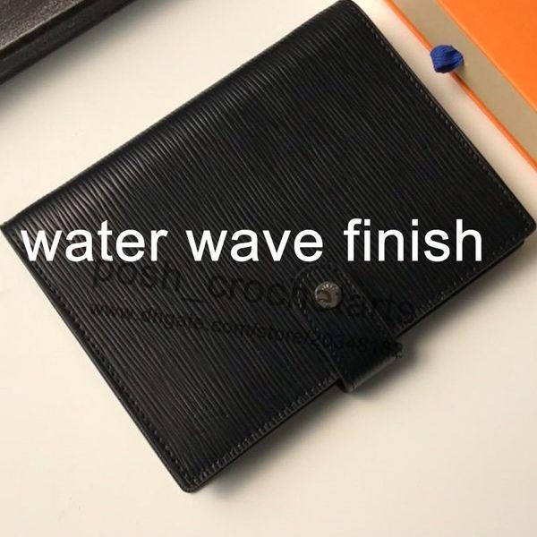 Su dalgası siyah