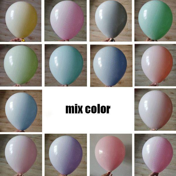 Mischfarbe