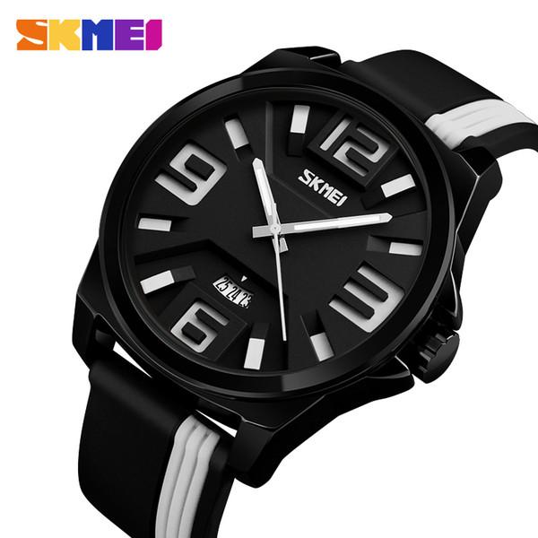 NEUE SKMEI Damenuhr Herrenuhren 30 Mt Wasserdicht Luxus Quarz Armbanduhr relogio masculino uhr G Style Shock