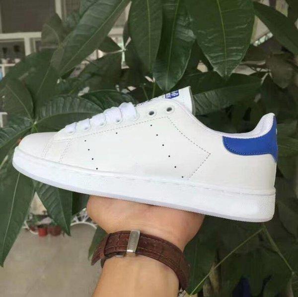 Weiß-royalblau