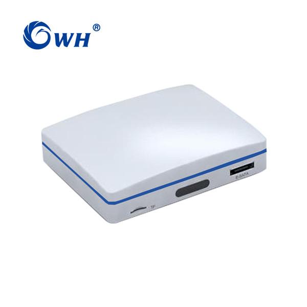 CWH 4CH MINI DVR Dijital Video Kaydedici H.264 Formatı 1080N Çözünürlük Desteği Analog AHD CVI TVI IP 5 1 HDMI Çıkışı Telefon APP Görünümü