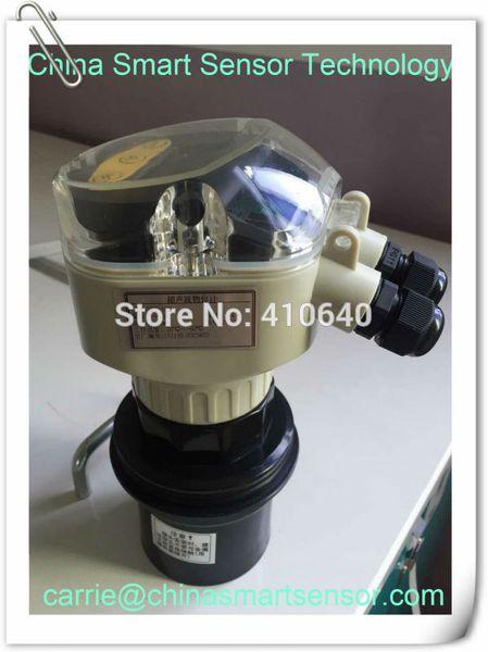 Medidor de nivel de agua ultrasónico integral, especialmente para la estación de medición 10M Rango 4 a 20 mA Salida Mejor calidad de precio de fábrica