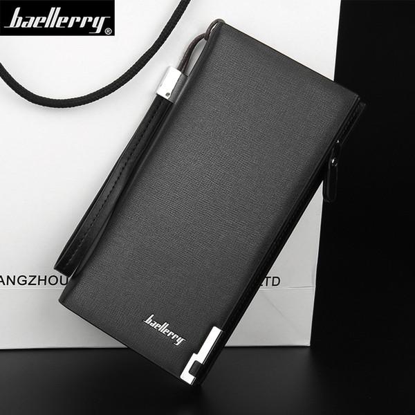 Luxus Designer Geldbörse für Männer Hohe Qualität Brieftasche Taschen Fashion Style Echtes Leder Monster Look Getäfelte Mappen Kartenhalter