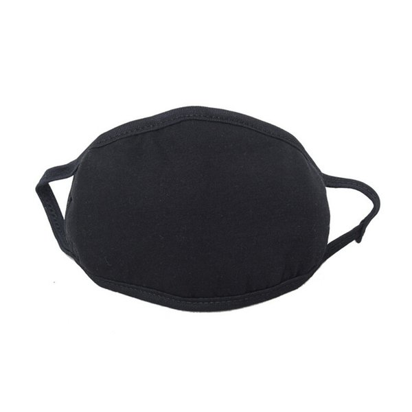 New Anti-Dust Cotton Mouth Face Mask Unisex Man Woman Cycling Wearing Black Fashion High quality