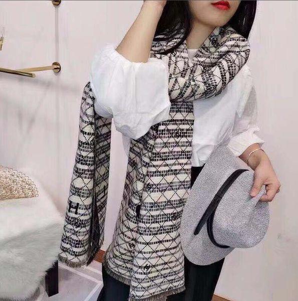 100% Cashmere Luxo Mens Scarf Man Scarf Super Vintage Quente Brands Masculino Scarf moda inverno mulheres lenços 180x70cm w5-1