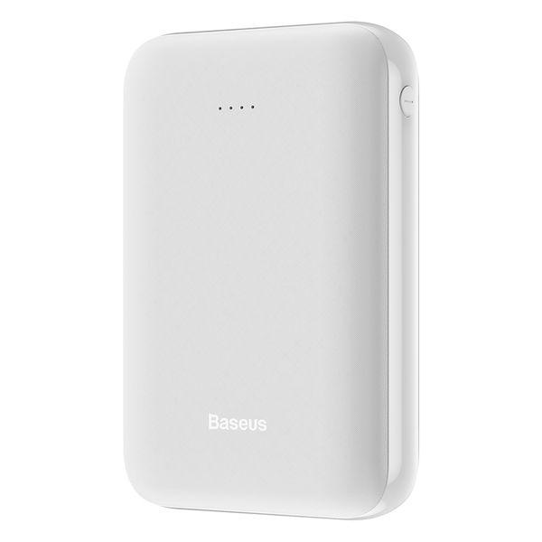 Baseus Mini JA power bank 10000mAh Portable Powerbank External Battery DUAL Ports powerbank For Iphone XS MAX X XR Huawei P30 Pro