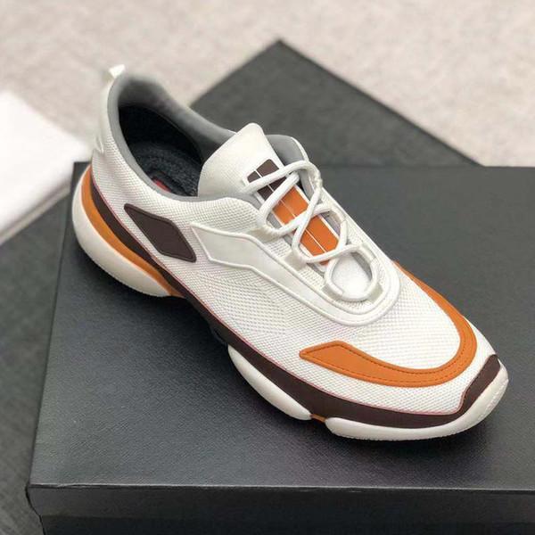 New Cloudbust Designer Shoes Best Quality White Men Real Leather Designer Sneakers Luxury Casual Shoes Famous Paris designer shoes for Women