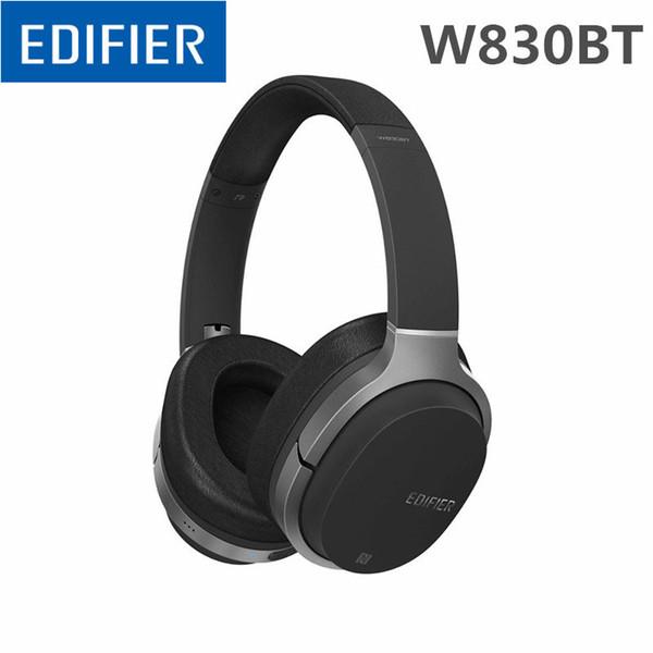 Edifier W830bt / W800bt Casque Sans Fil Stéréo Son Bluetooth Casque Bluetooth Bt 4.1 Avec Câble 3.5mm Pour Iphone Samsung Xiaomi T6190617