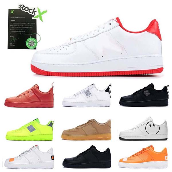 Force One Designer Schuhe Männer Nike Luxus Frauen Af1 Air