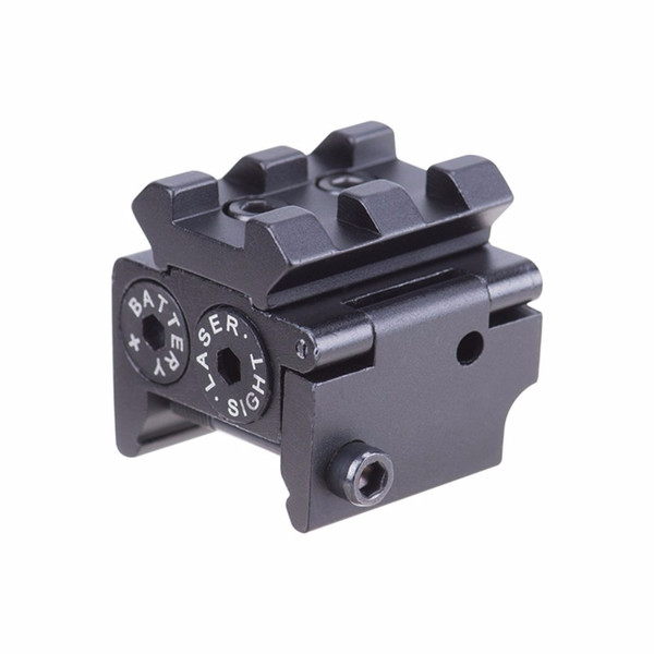 Alta Qualidade Mini Tactical Red Dotted Pequena Mira Laser Red Dot Lazer Sight Mira Airsoft Laser Sight Tools