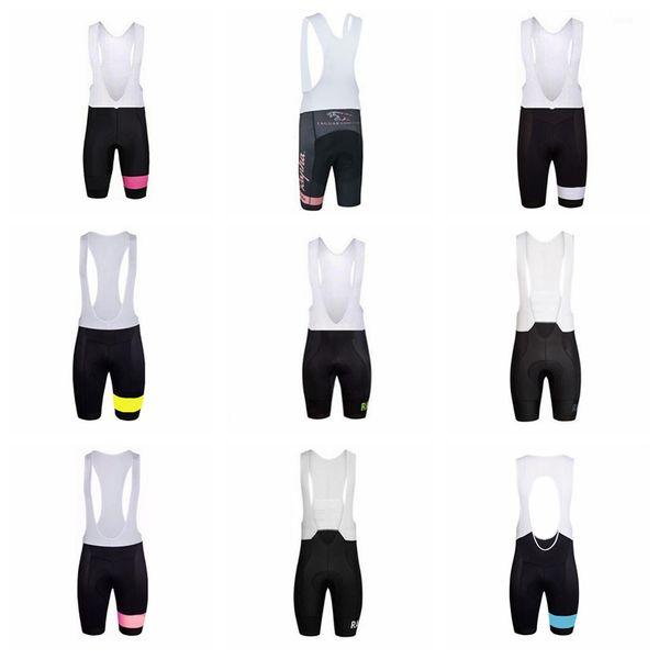 Equipo de RAPHA pantalones cortos para ciclismo de carretera bicicleta de montaña Pantalones cortos para ciclismo Deportes de verano para hombres Pantalones cortos para montar Q62731