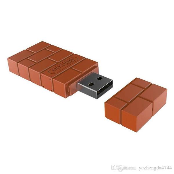 Beweglicher 8 Bitdo USB drahtloser Bluetooth Adapter Gamepad Empfänger Bedienungsfreundlicher heißer Verkauf USB drahtloser Bluetooth Adapter Freies Verschiffen
