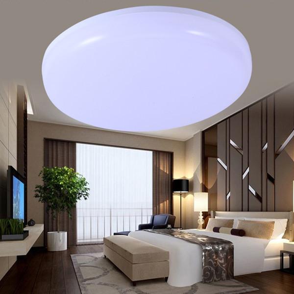 Großhandel CANMEIJIA Led Deckenleuchte 220 V 30 Watt Hauptbeleuchtung  Deckenleuchten Moderne Lampe Für Wohnzimmer Esszimmer Bad Leuchte Von  Amarylly, ...