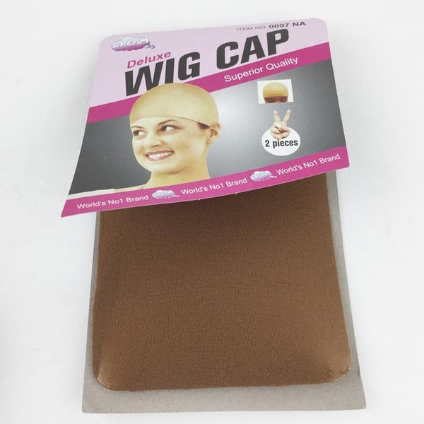 Stretchable Nylon very soft 20 bags Wig Caps for wearing wigs