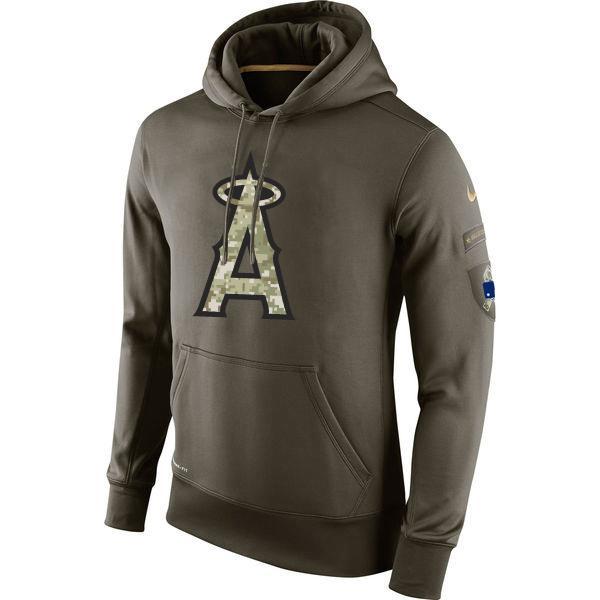 "USA "" U.s.a Baseball Will Alliance Angels Los Angeles Angel Team Long Sleeve Hoodie Sweater"