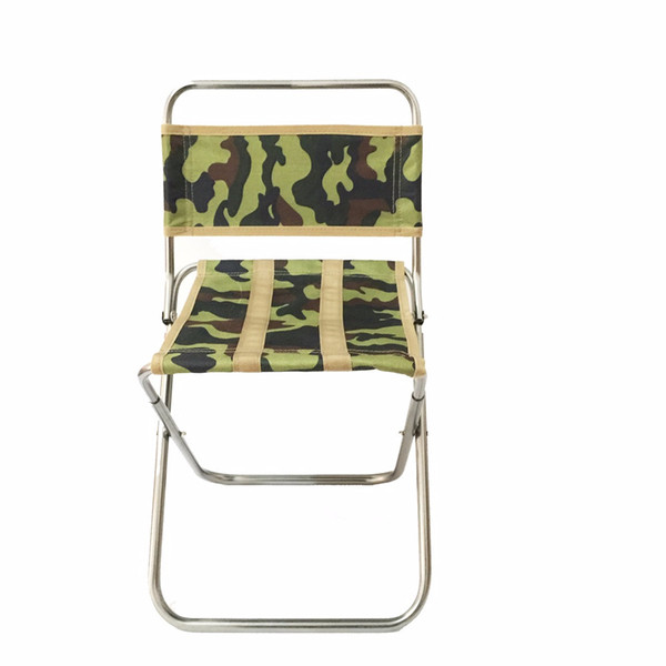 Wondrous 2019 Outdoor Portable 7075 Aluminum Alloy Oxford Cloth Camping Folding Chair Barbecue Chair Fishing Stool Camouflage From Danizhang 21 99 Evergreenethics Interior Chair Design Evergreenethicsorg
