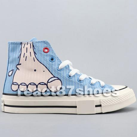 New CDG White Mens DrWoo Canvas Running Shoes Womens 1970s All Star Designer High Quality Sneakers Chucks 70s Wear A Sock Athletic Shoes
