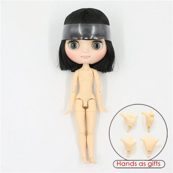 l-matte face-middie Puppe (20 cm)